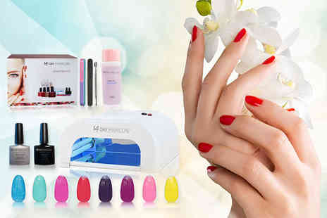 14 Day Manicure - Manicure starter kit with one nail colour - Save 69%