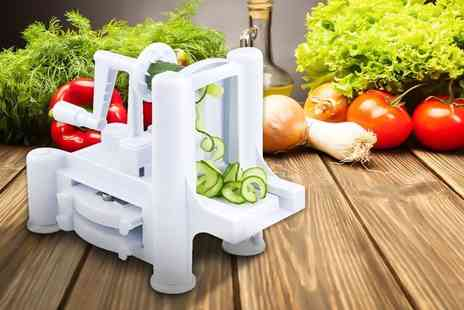 SA Products - Tri blade spiraliser - Save 77%