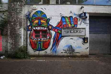 Global Street Art - London Graffiti Tour for One or Two - Save 57%