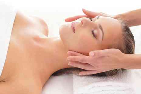 Bliss Beauty Spa - Oxygen Facial with Back Massage and Eyebrow Shape - Save 70%