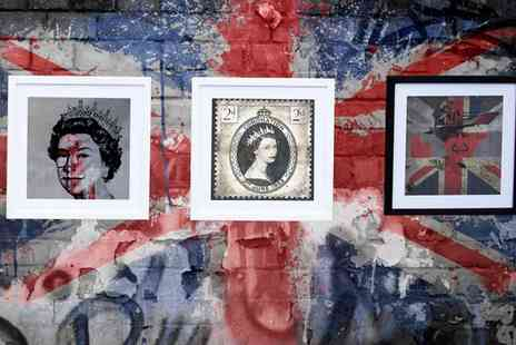 Who art now.co.uk - Royal Jubilee Or Britishness Prints in Two Sizes - Save 91%