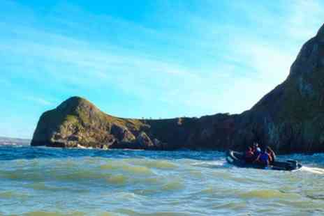 Colwyn Bay Watersports - Powerboat Taster Session for One or Two - Save 31%