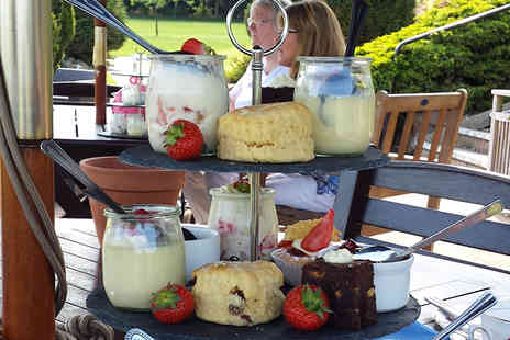Hinckley Golf Club - Traditional afternoon tea for two - Save 0%