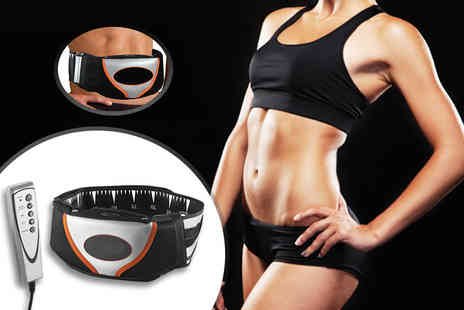 Trending Picks - Vibro Body Slimming And Toning belt - Save 74%