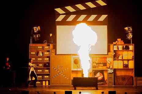 The Hollywood Special Effects Show - The Hollywood Special Effects Show, 26 July To 13 August - Save 49%