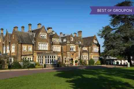 De Vere Hartsfield Manor - One Night Stay for Two With Breakfast, With Optional Dinner - Save 0%