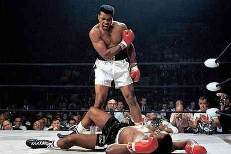 SuperBreak - Four Star overnight London stay including breakfast and entry to the Muhammad Ali exhibition - Save 0%