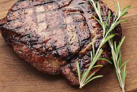 Solo Kitchen - Steak with Sides for Two or Four - Save 0%