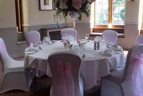 CNK Event Stylists - Choice of Floral Wedding Package for Up to 100 Guests - Save 0%