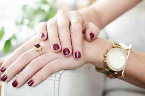 The Weybridge Health Club - Choice of Manicure or Pedicure - Save 50%