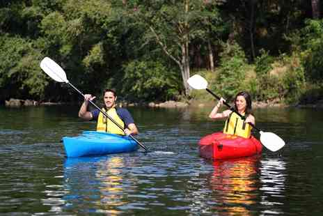 AV BOATS - Two Hour Sit on Top Kayak Experience for One, Two or Three - Save 67%