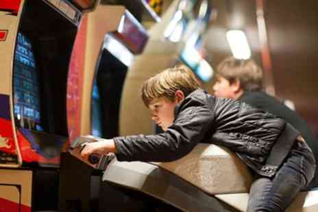Science Museum - 40 Years of Gaming Adult or Concession on 23 to 30 July - Save 15%