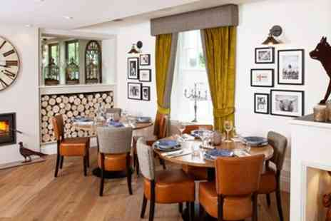 Foyles of Glasbury - Afternoon Tea for 2 with Prosecco in Powys - Save 50%
