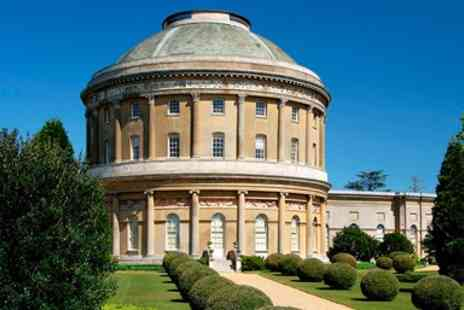 Ickworth Hotel - Spa Day with Treatment, Cream Tea & National Trust Entry - Save 45%