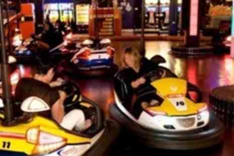 Namco Funscape - £14 for £50 Worth of Tokens For Four - Save 72%