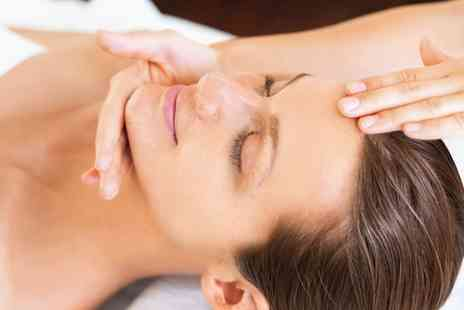 The Hands of Buddha - Choice of Facial with Back, Neck and Shoulder Massage - Save 50%