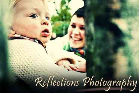 Reflections Photography - £39 for £100 Worth of Photography Package Choices - Save 61%