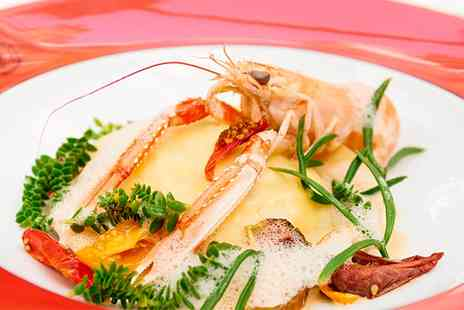 Boisdale of Belgravia - Three Courses, Bubbly and Music for One or Two - Save 50%