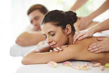 The Lavender House - Back, Neck and Shoulder Massage for One or Two - Save 51%