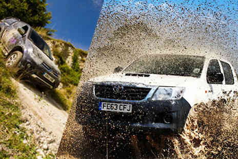 True Grip Off Road - 1 Hour 4x4 Off Road Driving Experience For One or Two - Save 0%