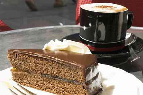 Brewhouse Arts Centre and Cafe - Coffee and Cake for Two or Four - Save 38%