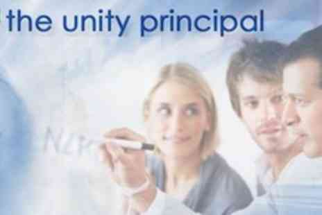 The Unity Principal - Five Day Neurolinguistic Programming and Hypnotherapy Foundation Course - Save 78%