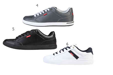 IDT Spa - Pair of Levis trainers - Save 67%