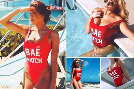 Elysium Lux - Bae watch swimsuit - Save 69%