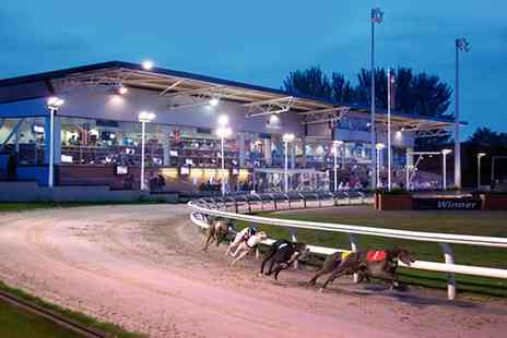 Drumbo Park - Entry to Greyhound Races with a Race Card, Burger and Drink for One, Two or Four - Save 0%