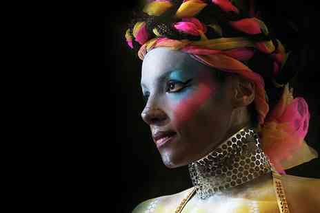Cancel Cancer Africa - One or Two Regular or VIP Tickets to ChabsUK Body Painting Event, Saturday 17 September - Save 40%