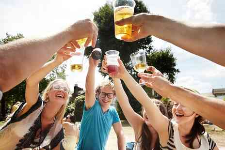 The Witcombe Cider Festival - The Witcombe Cider Festival, 27 To 28 August at 1 p.m. - Save 15%