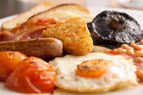 The Keys - Full English Breakfast with Juice for Two or Four - Save 62%