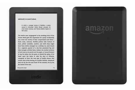 GoldBoxDeals - Kindle 6 Inch WiFi eBook Reader Glare Free or Paperwhite 2015 With Free Delivery - Save 0%