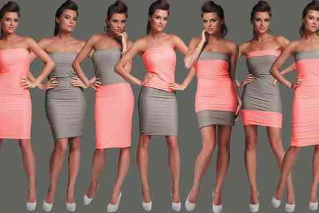 Groupon Goods Global GmbH - Multi Way Tube Dress in Choice of Colour - Save 0%