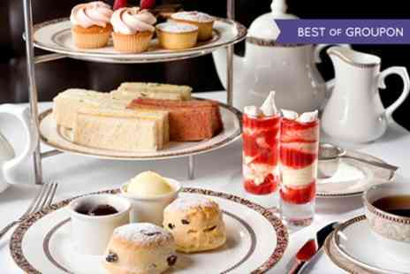 Flemings Mayfair Hotel - Afternoon Tea with Champagne for Two or Four - Save 50%