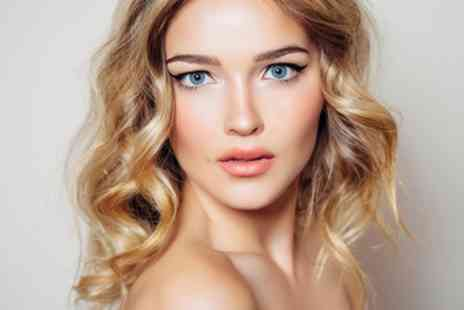 ID Beauty Salon - Cut and Blow Dry with Wash or Half Head Highlights - Save 53%