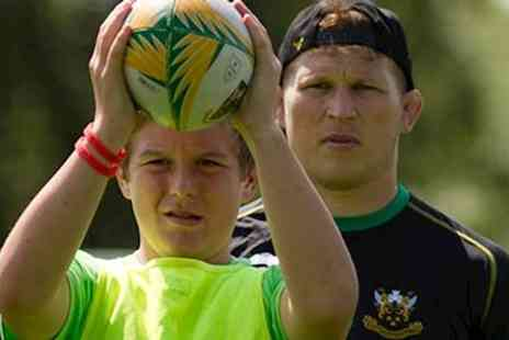 Northampton Saints - Entry to Northampton Saints One Day Childrens Skills Academy, 17 To 19 August - Save 20%