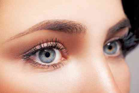 Elegant Beauty - Full Set of Eyelash Extensions with Optional Review and Eyebrow Tint and Shape - Save 0%
