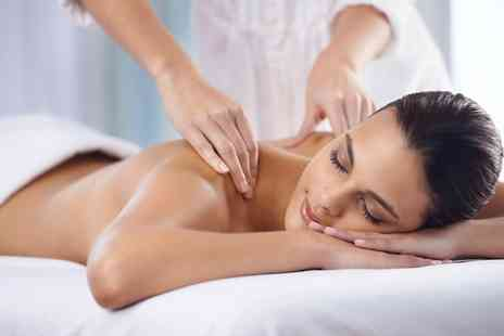 Hamptons Hair and Beauty - One Hour Swedish Full Body Massage with Optional Spa Pedicure - Save 47%