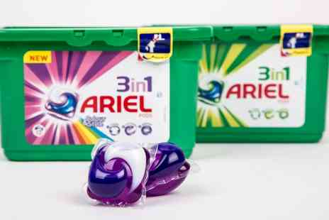 Groupon Goods Global GmbH - Ariel 3 in 1 Pods Liquitabs 72 Washes - Save 0%