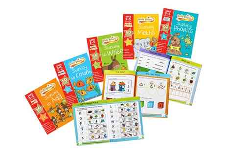 Groupon Goods Global GmbH - Gold Stars Pre School Learning Bundle - Save 0%