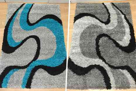 Serdim Rugs - 60x110 Oxford shaggy rug - Save 0%