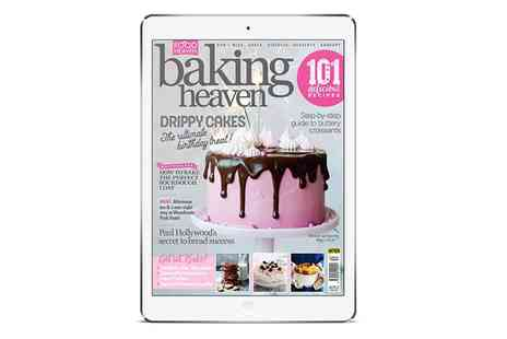 Baking Heaven - One Year Digital Subscription of Baking Heaven - Save 0%