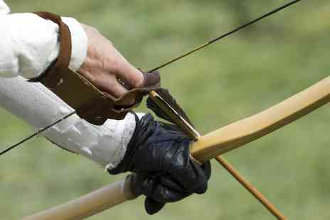 Archery Adventures - Two Hour Archery and Clay Pigeon Archery Experience for One or Two - Save 0%
