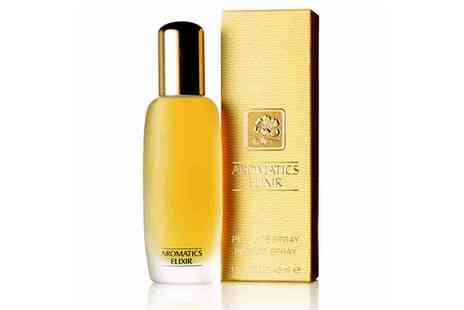 Groupon Goods Global GmbH - Clinique Aromatics Elixir EDP Spray 45ml With Free Delivery - Save 0%