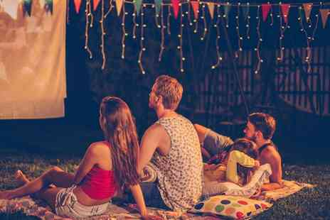 Backyard Cinema - Outdoor Screening of Magic Mike on 6 August - Save 38%