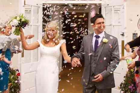 The Hadley Park House Hotel - Wedding package - Save 50%