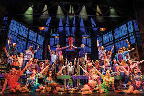 The Omega Holidays Group - Four Star overnight stay including breakfast and Kinky Boots upper circle tickets for two - Save 0%