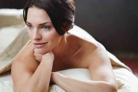 The Room of Beauty - 30 Minute Facial and 30 Minute Back, Neck and Shoulder Massage - Save 55%