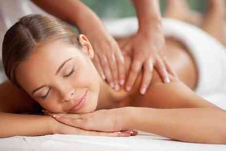 JD Aesthetics - One Hour Swedish Massage with Optional 20 Minute Facial - Save 0%